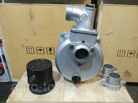 Помпа ремінна універсальна для мотоблоків (зі шківом, 50 мм), фото 2