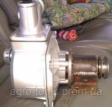 Помпа ременная универсальная для мотоблоков (со шкивом, 50 мм), фото 3