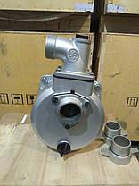 Помпа ремінна універсальна для мотоблоків (зі шківом, 50 мм), фото 3