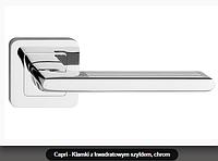 Дверная ручка  Metal-bud Capri хром