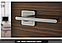Дверная ручка  Metal-bud Capri хром, фото 2