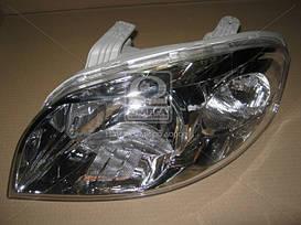 Фара левая CHEVROLET AVEO T250 (Шевроле Авео T250) 2006- (пр-во TEMPEST)