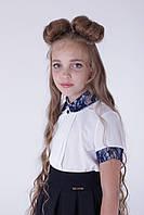 Школьная форма на девочку оптом белая