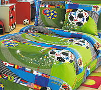 Комплект детского постельного белья ЧЕМПИОНАТ, ткань бязь