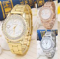 Металлические женские наручные часы Kanima