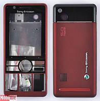 Корпус для Sony Ericsson G900 (Red) Качество
