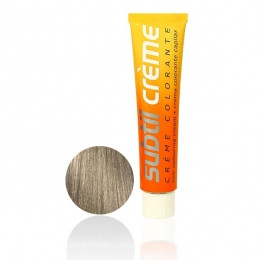 LABORATOIRE DUCASTEL Стойкая крем-краска для волос - Ducastel Subtil creme 60 мл 10-1 - самый светлый пепельны