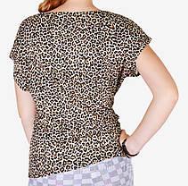 Леопардовая туника (Турция) (M103) | 2 шт., фото 2