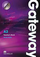 Книга для учителя Gateway A2 Teacher's Book with Test CD