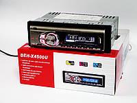 Автомагнитола Pioneer DEH-X4500U - USB+SD+FM+AUX, фото 1