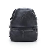 Женская сумка-рюкзак 9018 черная