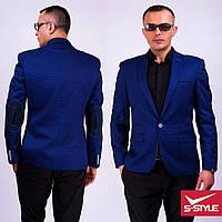 Пиджаки мужские с локтями в Украине. Сравнить цены 63f2734663023