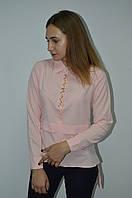 Женская блуза туника с бусинками впереди, фото 1