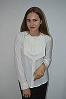 Женская блуза жабо Elisabetta Franchi