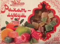 Рахат-лукум Микс Рамонка, 200 гр