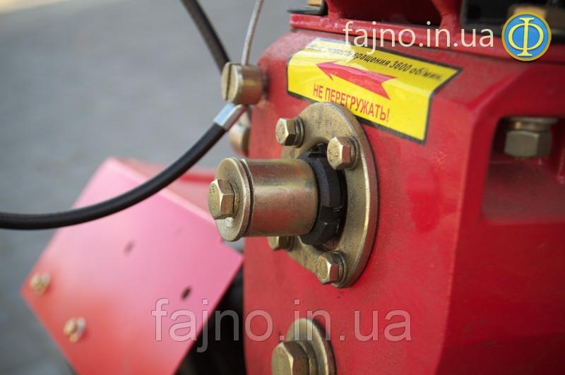 Бензиновый мотоблок Кентавр МБ 2070 Б (7,0 л.с.) ― вал