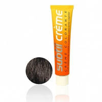 LABORATOIRE DUCASTEL Стойкая крем-краска для волос - Ducastel Subtil creme 60 мл 4 - шатен