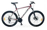 Велосипед горный LEON XC 80 (бело-красный)