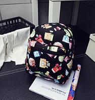 Рюкзачок детский с цветами С духами