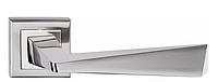 Дверная ручка Metal-bud Sigma никель сатин