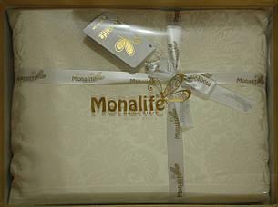 Скатертина для святкового столу Monalife VIP cotton, фото 2