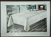 """Скатерть для праздничного стола """"Monalife"""" VIP cotton"""