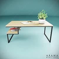 Журнальний стіл лофт F
