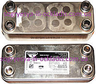 Теплообменник ГВС-20 пластин(без фир.упак) Vaillant ATMOmax,TURBOmax Pro/ Plus, артикул 065153, код сайта 0809