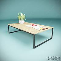 Журнальний стіл лофт V