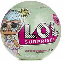 Игровой набор с куклой L.O.L. S2 - Невероятный сюрприз, 65 видов в ассортименте