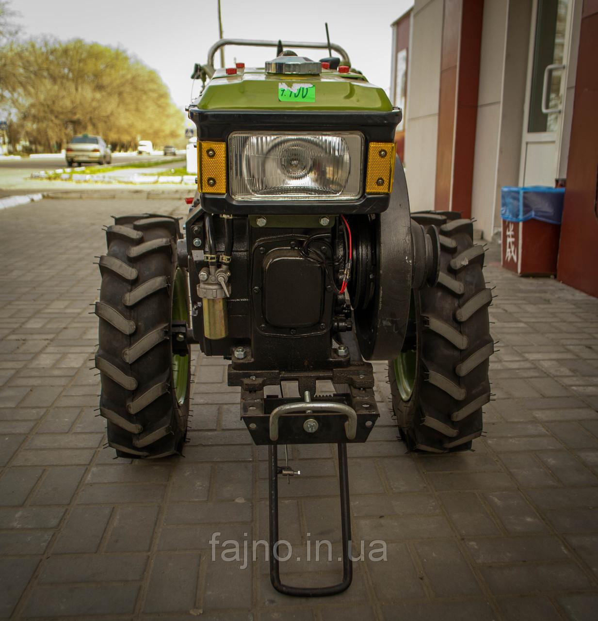 Дизельный мотоблок Кентавр МБ 1012ДЕ