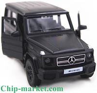 Масштабная модель Mercedes Gelenvagen G63 AMG матовый черный