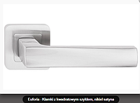 Дверная ручка Metal-bud Ibiza никель-сатин