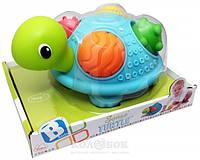 Развивающая текстурная игрушка Sensory Черепашка