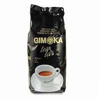 Кофе в зернах Gimoka Gran Gala 1 кг - зерновой кофе Джимока Гран Гала 1000 г