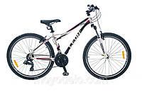 Велосипед горный LEON HT LADY (бело-розовый)