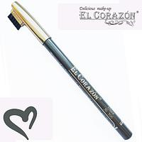 "El Corazon карандаш для бровей ""Olive"" (Оливка) № 306"