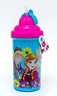 Бутылка для воды Frozen, 400 мл, 1 Вересня 705792