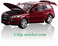 Машинка коллекционная Audi Q7, фото 1