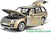 Металлический джип Range Rover