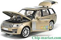 Металлический джип Range Rover , фото 1