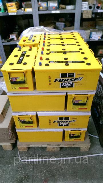 Грузовой аккумулятор Forse 6СТ-192, пусковой ток 1350En, 513х217х223, гарантия 24 мес., Премиум класс