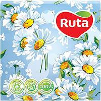 Салфетки Ruta Art Цветы 20 шт