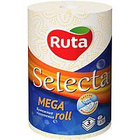 Полотенца бумажные Ruta Selecta Mega Roll 1 шт