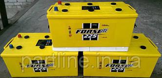 Грузовой аккумулятор 6СТ-225 Forse,пусковой ток 1500En, габариты 518х275х224, гарантия 24 мес., Премиум класс