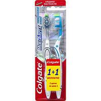 Щетка зубная Colgate Макс Блеск средняя 2 шт