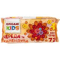 Салфетки влажные Origami Kids Череда-календула 72 шт