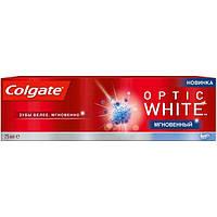 Зубная паста Colgate Optic White Мгновенный 75 мл