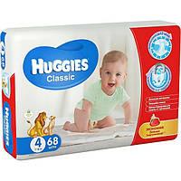 Подгузники Huggies Classic 4 7-18 кг 68 шт