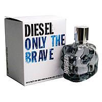 Мужская туалетная вода Diesel Only The Brave (смелый восточно-древесный аромат)
